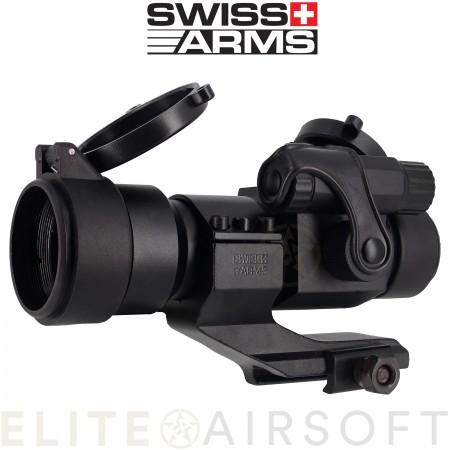 Swiss arms - Viseur point rouge type M3 - Noir