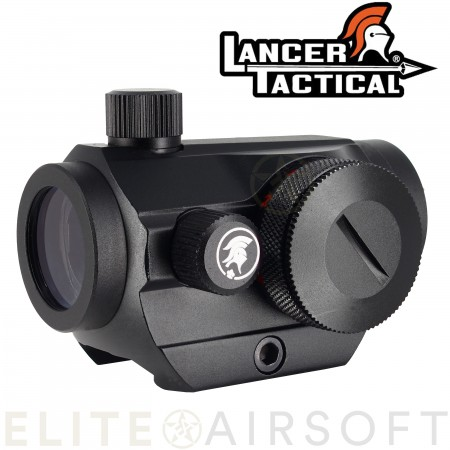 Lancer tactical - Micro-T1 low profile point rouge /...