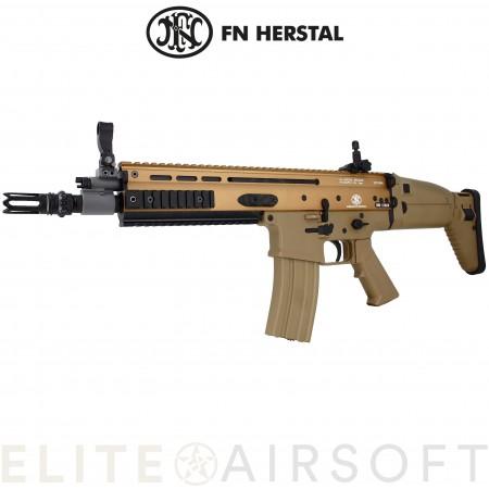 Cybergun - Carabine FN SCAR AEG - TAN (1.3 joules)